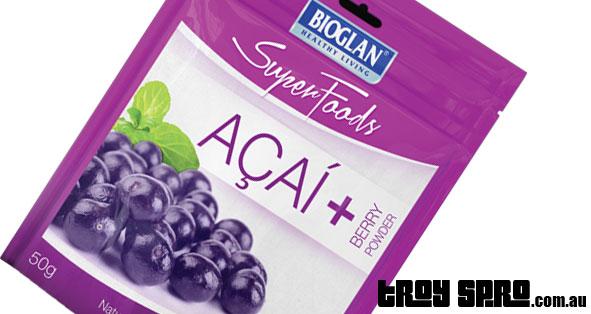 Acai + Super Food by Bioglan Supplements
