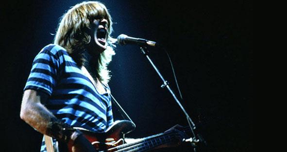 Bass Guitarist AC DC Cliff Williams