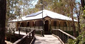 Boondall Wetlands is a great Brisbane Walk