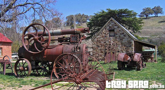 Carcoar, Mining towns in New South Wales Australia