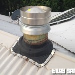 Replace Chimney Cowl in Brisbane