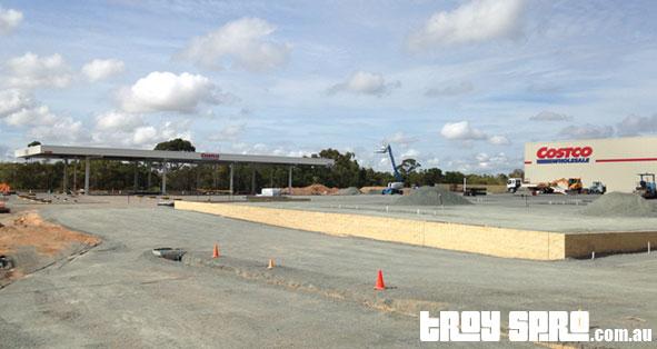 Brisbane Costco North Lakes Construction