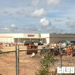 Costco in Brisbane at North Lakes is getting closer