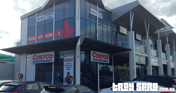 Brisbane Costco Temporary Membership Office