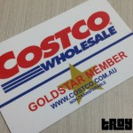 Brisbane North Lakes Costco Membership Card