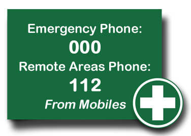 Emergency Phone Numbers, CPR Classes Brisbane and Queensland, learn your DRS ABCD