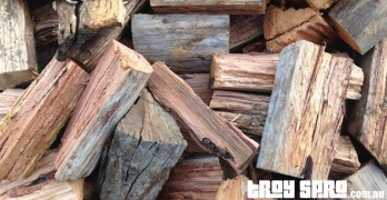 Buying firewood on the Northside of Brisbane