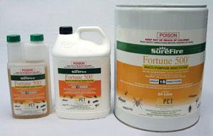Fortune 500 Termite Spray