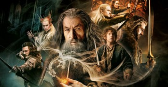 The Hobbit 2 The Desolation of Smaug Movie now on in Brisbane Cinemas