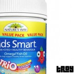Kids Smart Omega3 Fish Oil, Children's Fish Oil by Nature's Way