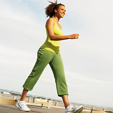 Can I lose weight walking?