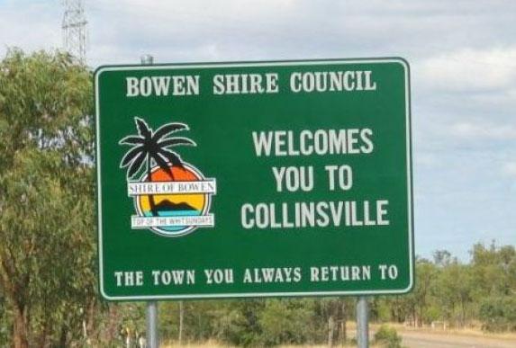 Collinsville, Mining towns in Queensland