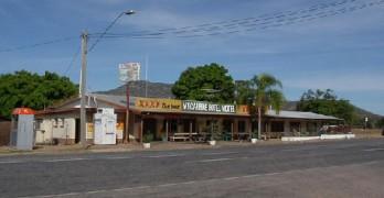 Mount Carbine, Mining towns in Queensland