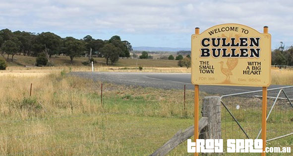 Cullen Bullen Mining Town NSW Australia