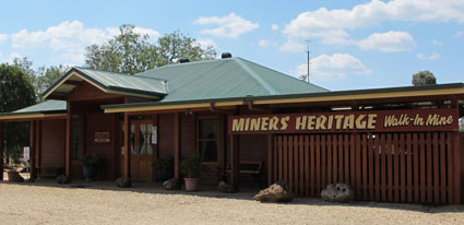 Rubyvale, Mining towns in Queensland