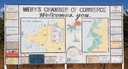 Weipa, Mining towns in Queensland