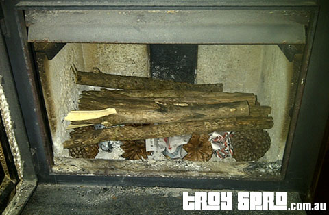Fire Starting for Beginners or How to Start a Fire in a Fireplace ...