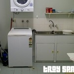 Laundry Renovations, we have started the Laundry Renovation Process
