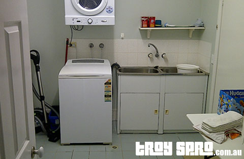 Laundry Renovations in Brisbane