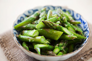 Asparagus is a Vegetable to help you Lose Weight