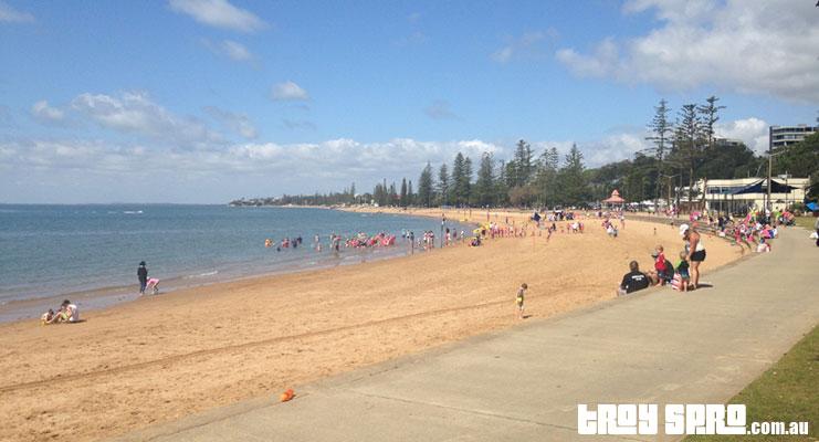 Suttons Beach Redcliffe SLSC Brisbane