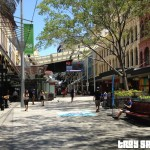 Brisbane City G20 Queen Street Mall