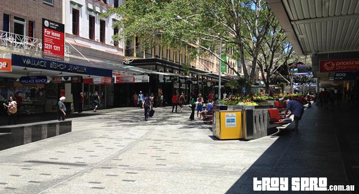 Brisbane G20 Queen Street Mall