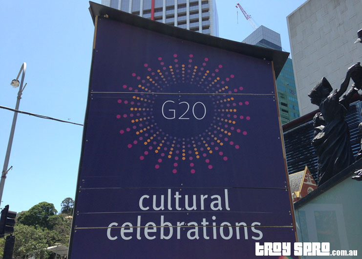Brisbane G20 Cultural Celebrations