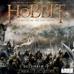 The Hobbit 3 The Battle of the Five Armies in Brisbane Australia