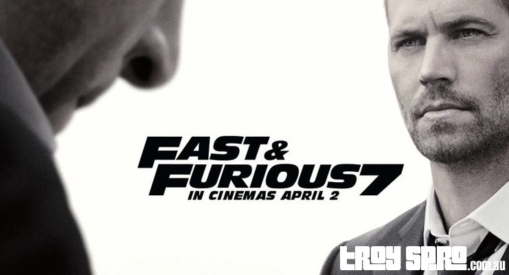 Fast and Furious Brisbane Furious 7