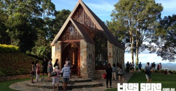 Is The Chapel in Montville the best wedding venue on the Sunshine Coast?