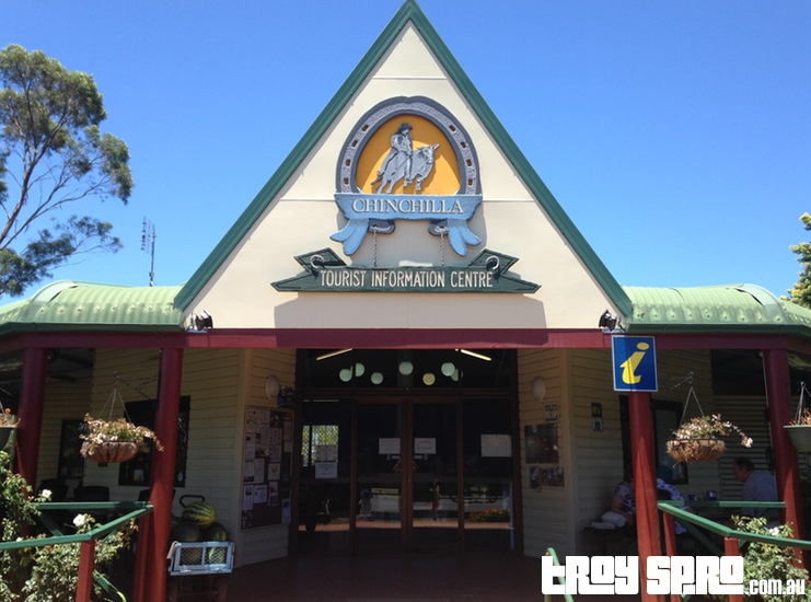 Chinchilla Tourist Information Centre in Queensland