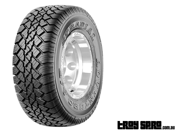 Jayco Hawk Camper Trailer Tyre Pressure
