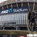 Are kids tickets free for ANZ Stadium?