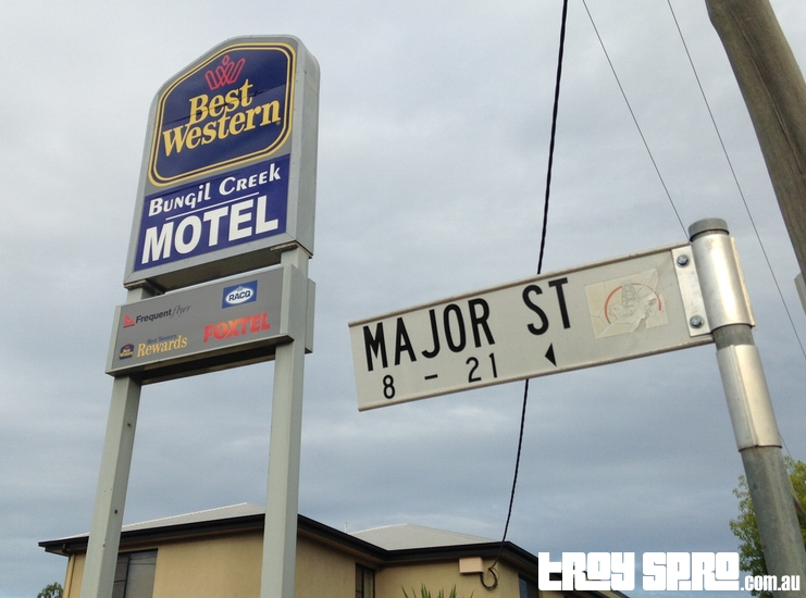 Best Western Bungil Creek Motel in Roma