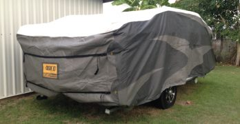 Buy a Camper Trailer Cover