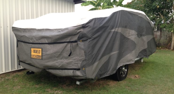 ADCO Camper Trailer Pop Top Cover in Queensland