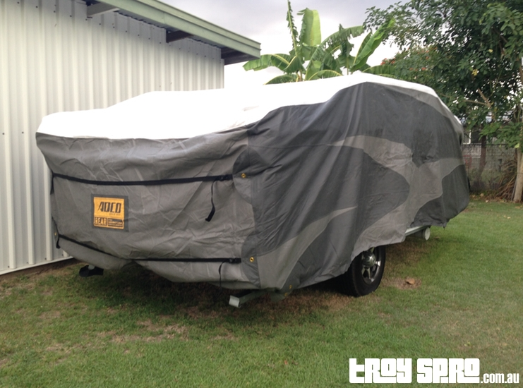 ADCO Camper Trailer Cover Pop Top Cover in Queensland
