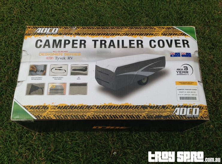 Camper Trailer Cover Caravan Cover ADCO