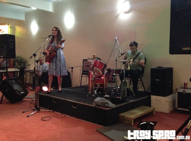 The Grand Magoozi live music