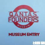 Qantas Founders Museum, full of Qantas history!