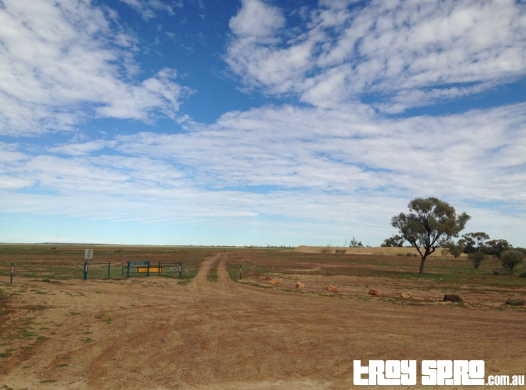 Time to Drive through Bladensberg National Park Winton Queensland