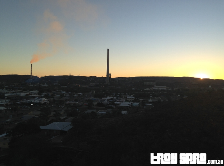 Mount Isa Lookout Mine Views