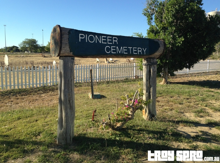 Richmond Pioneer Cemetery