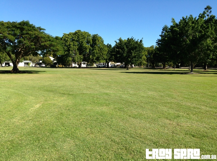 Lissner Park Charters Towers