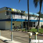 Rowes Bay Beachfront Holiday Park is our last stop