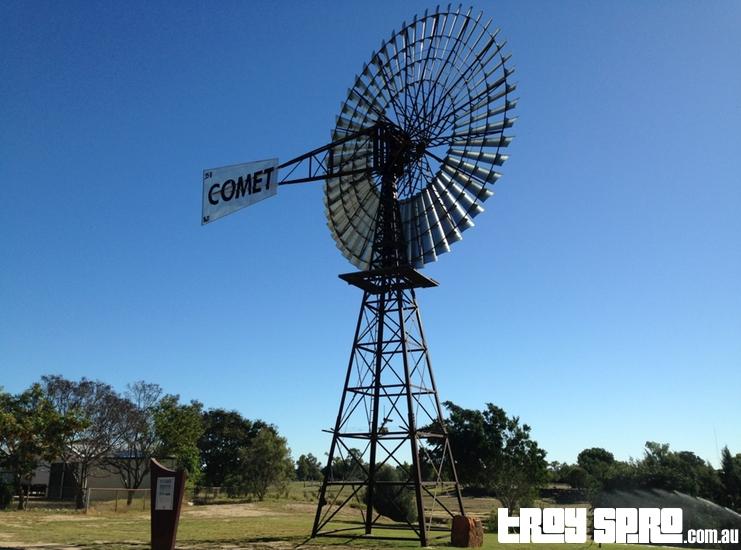 Wirrila Mill Comet in Hughenden