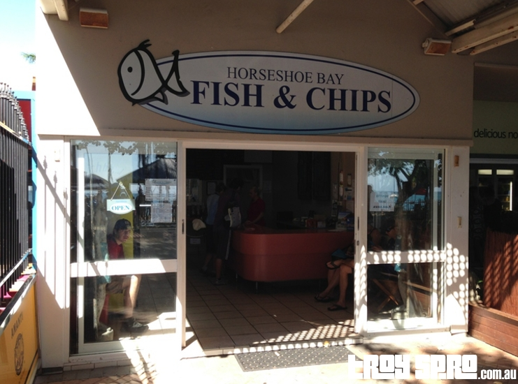 Fish and Chips Restaurants Horseshoe Bay Magnetic Island