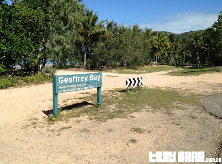 Geoffrey Bay Magnetic Island Feeding the Rock Wallabies
