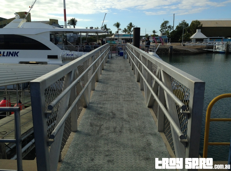 Sealink Ferry Terminal Magnetic Island Townsville